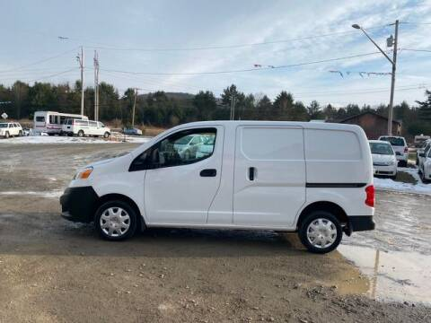 2019 Nissan NV200 for sale at Upstate Auto Sales Inc. in Pittstown NY