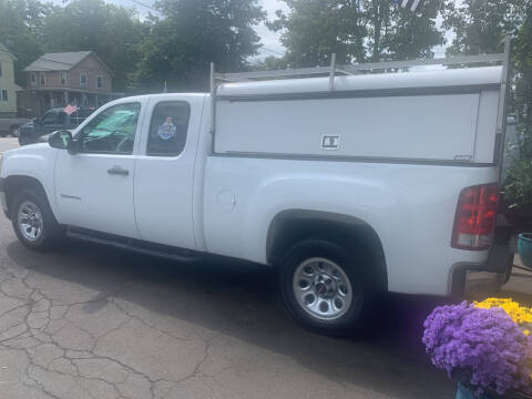 2009 GMC Sierra 1500 for sale at CAR CORNER RETAIL SALES in Manchester CT