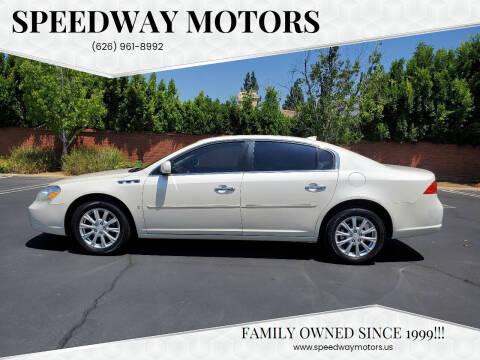 2009 Buick Lucerne for sale at Speedway Motors in Glendora CA