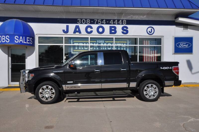 2013 Ford F-150 for sale at Jacobs Ford in Saint Paul NE