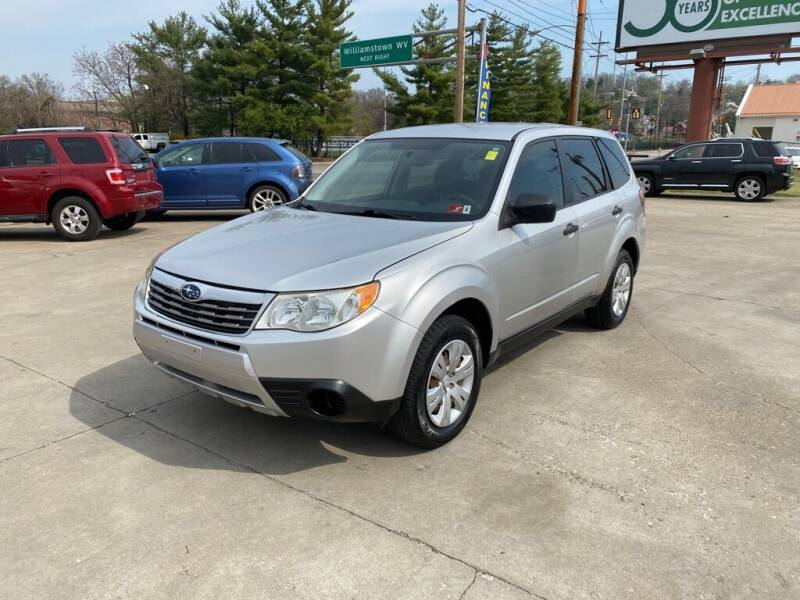 2010 Subaru Forester for sale at Wolfe Brothers Auto in Marietta OH