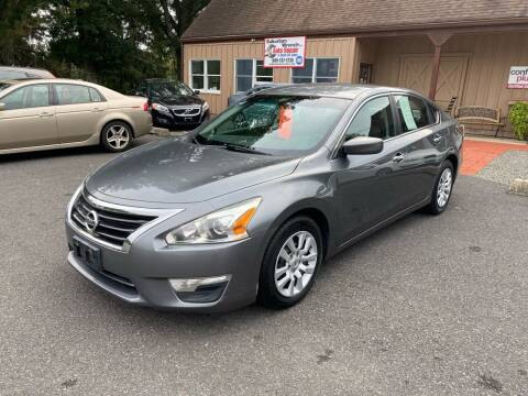 2014 Nissan Altima for sale at Suburban Wrench in Pennington NJ