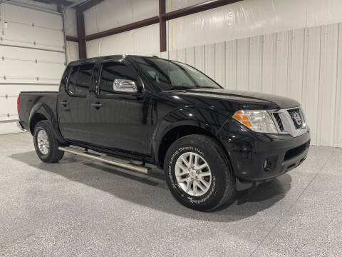 2016 Nissan Frontier for sale at Hatcher's Auto Sales, LLC in Campbellsville KY