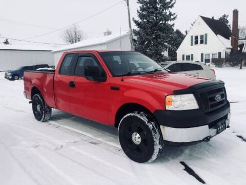 2005 Ford F-150 for sale at Tip Top Auto North in Tipp City OH