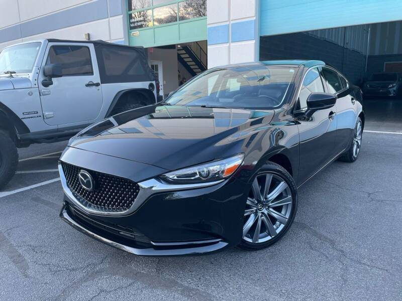 2020 Mazda MAZDA6 for sale at Best Auto Group in Chantilly VA