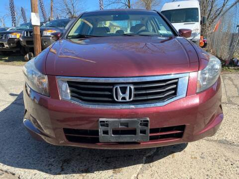 2008 Honda Accord for sale at Best Cars R Us in Plainfield NJ