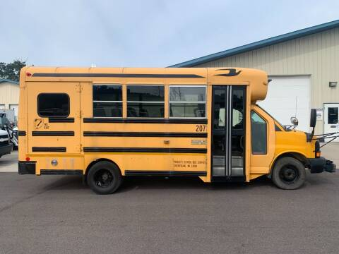 2008 Chevrolet Express Cutaway for sale at TJ's Auto in Wisconsin Rapids WI
