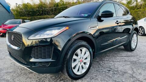 2018 Jaguar E-PACE for sale at Capital Motors in Raleigh NC