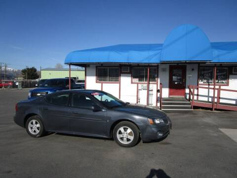 2008 Pontiac Grand Prix for sale at Jim's Cars by Priced-Rite Auto Sales in Missoula MT