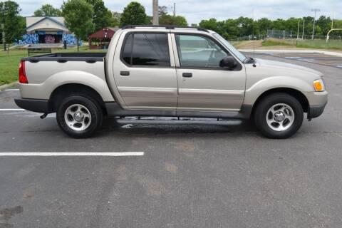 2005 Ford Explorer Sport Trac for sale at GLADSTONE AUTO SALES    GUARANTEED CREDIT APPROVAL in Gladstone MO