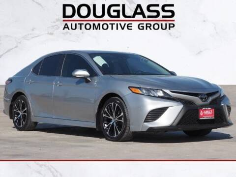 2019 Toyota Camry for sale at Douglass Automotive Group - Jubilee Mitsubishi in Waco TX