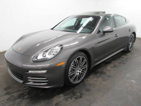 2015 Porsche Panamera for sale at Automotive Connection in Fairfield OH