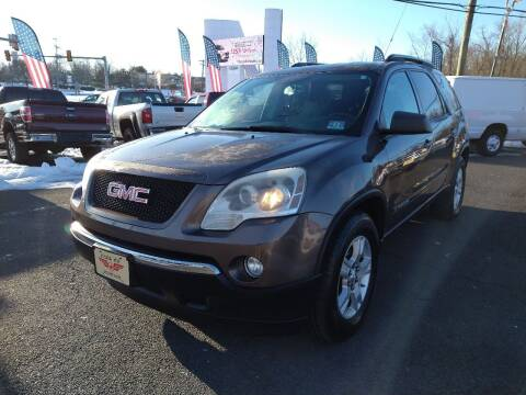 2008 GMC Acadia for sale at P J McCafferty Inc in Langhorne PA