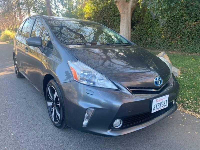 2012 Toyota Prius v for sale at Car Lanes LA in Glendale CA