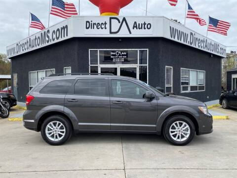 2018 Dodge Journey for sale at Direct Auto in D'Iberville MS