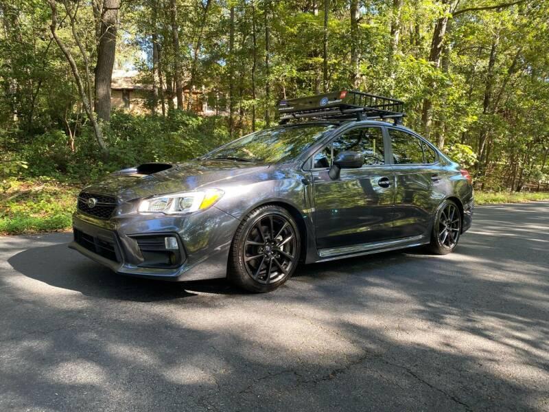 2018 Subaru WRX for sale at US 1 Auto Sales in Graniteville SC