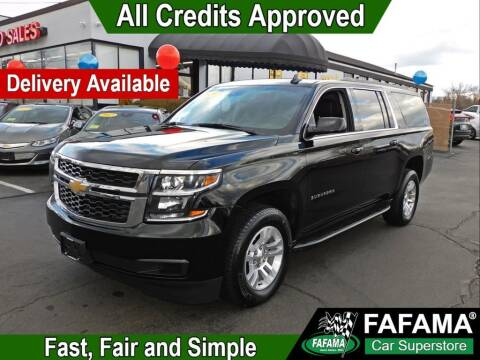 2020 Chevrolet Suburban for sale at FAFAMA AUTO SALES Inc in Milford MA