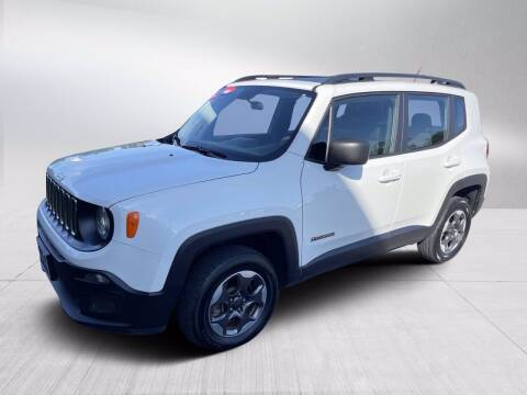 2016 Jeep Renegade for sale at Fitzgerald Cadillac & Chevrolet in Frederick MD
