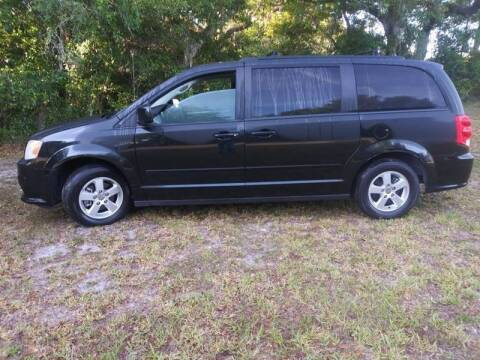 2012 Dodge Grand Caravan for sale at Royal Auto Mart in Tampa FL