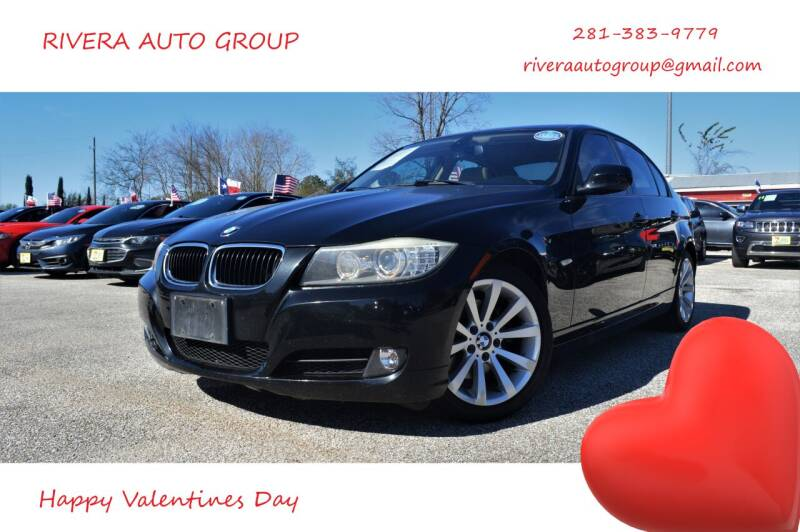 2011 BMW 3 Series for sale at Rivera Auto Group in Spring TX