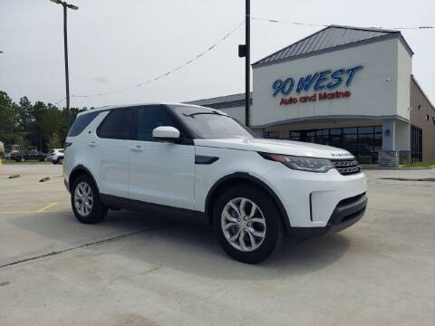 2019 Land Rover Discovery for sale at 90 West Auto & Marine Inc in Mobile AL