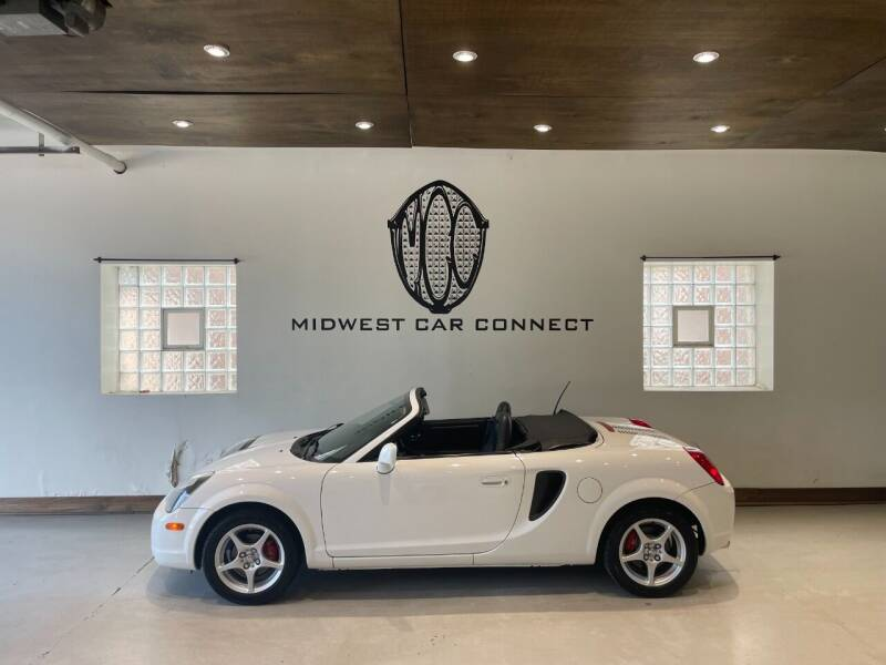 2000 Toyota MR2 Spyder for sale at Midwest Car Connect in Villa Park IL