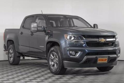 2019 Chevrolet Colorado for sale at Washington Auto Credit in Puyallup WA