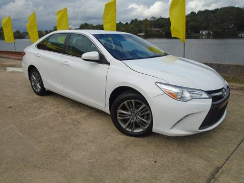 2017 Toyota Camry for sale at Lake Carroll Auto Sales in Carrollton GA