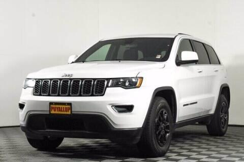 2018 Jeep Grand Cherokee for sale at Washington Auto Credit in Puyallup WA