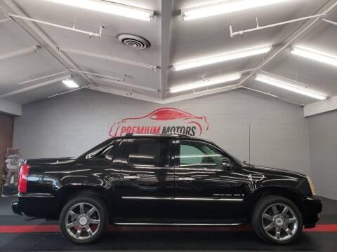 2007 Cadillac Escalade EXT for sale at Premium Motors in Villa Park IL