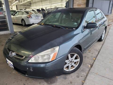 2004 Honda Accord for sale at Car Planet Inc. in Milwaukee WI