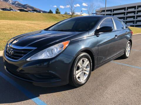 2013 Hyundai Sonata for sale at DRIVE N BUY AUTO SALES in Ogden UT