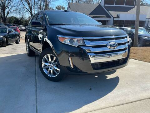 2013 Ford Edge for sale at Alpha Car Land LLC in Snellville GA