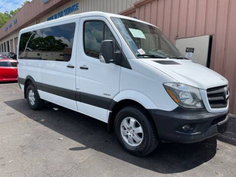 2015 Mercedes-Benz Sprinter Passenger for sale at Adams Auto Group Inc. in Charlotte NC