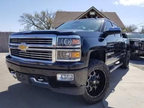 2014 Chevrolet Silverado 1500 for sale at Farha Used Cars in Wichita KS
