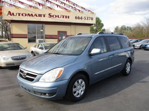 2007 Hyundai Entourage for sale at Automart South in Alabaster AL