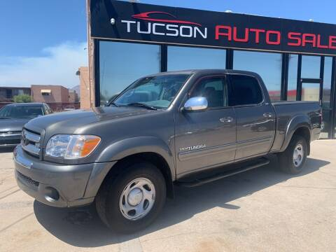 2006 Toyota Tundra for sale at Tucson Auto Sales in Tucson AZ
