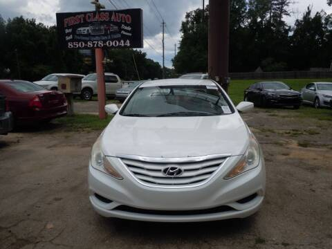 2011 Hyundai Sonata for sale at First Class Auto Inc in Tallahassee FL