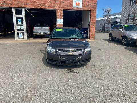 2011 Chevrolet Malibu for sale at Cote & Sons Automotive Ctr in Lawrence MA