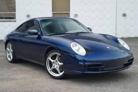 2002 Porsche 911 for sale at Vantage Auto Group - Vantage Auto Wholesale in Moonachie NJ