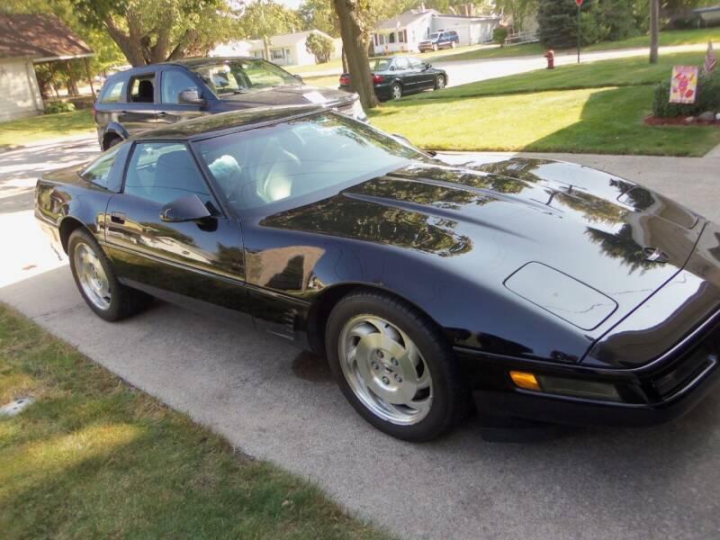 1995 Chevrolet Corvette for sale at Michigan Auto Mart in Port Huron MI