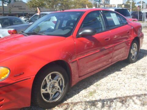 2004 Pontiac Grand Am for sale at Flag Motors in Islip Terrace NY