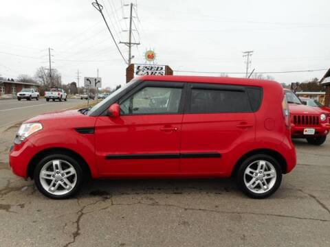 2011 Kia Soul for sale at O K Used Cars in Sauk Rapids MN