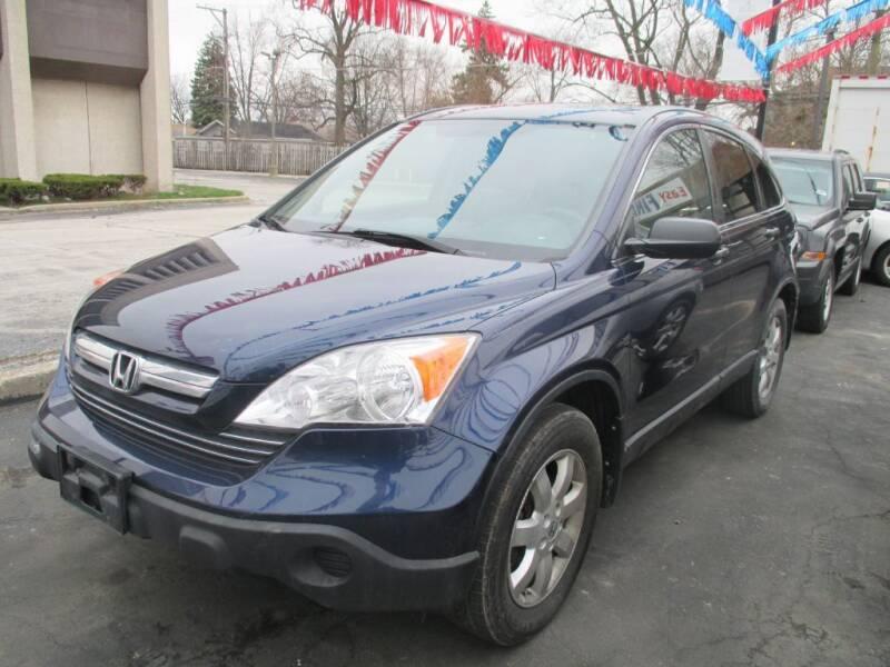 2008 Honda CR-V for sale at EZ Finance Auto in Calumet City IL