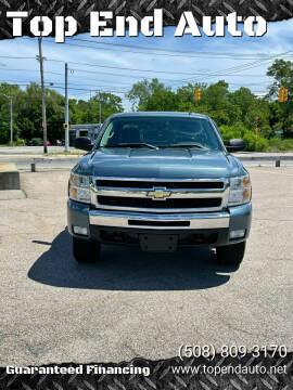2011 Chevrolet Silverado 1500 for sale at Top End Auto in North Attleboro MA