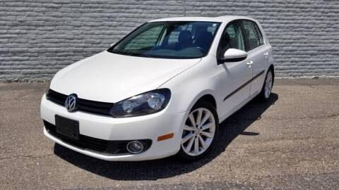 2012 Volkswagen Golf for sale at LA Motors LLC in Denver CO