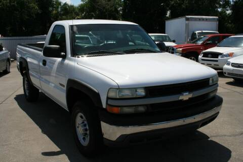 2002 Chevrolet Silverado 2500 for sale at Mike's Trucks & Cars in Port Orange FL