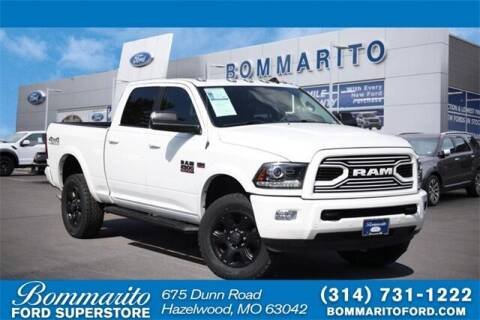 2018 RAM Ram Pickup 2500 for sale at NICK FARACE AT BOMMARITO FORD in Hazelwood MO