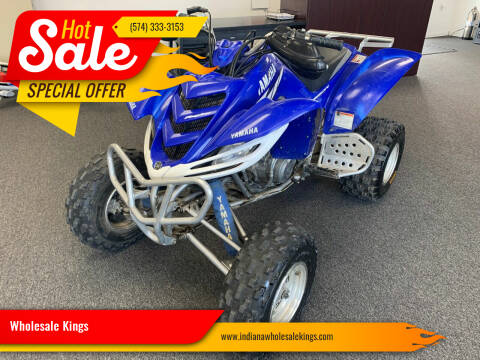 2004 Yamaha Raptor for sale at Wholesale Kings in Elkhart IN