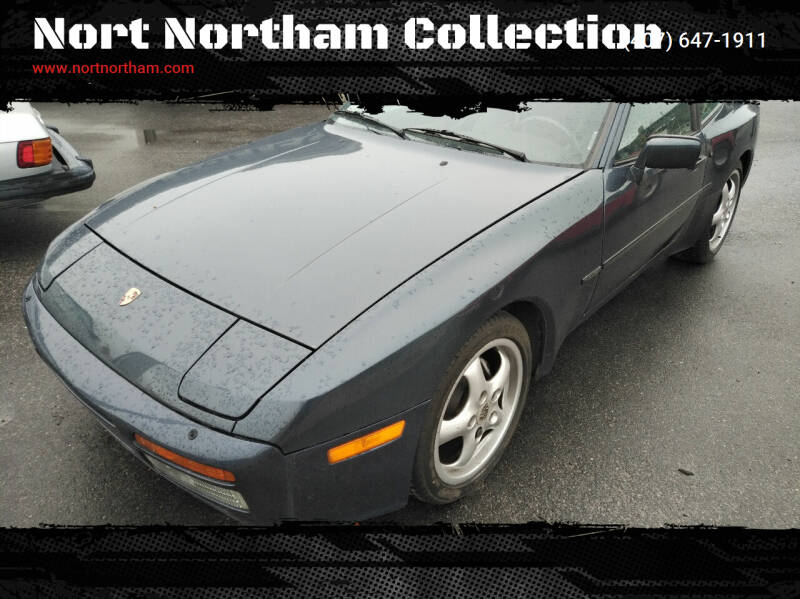 1987 Porsche 944 for sale at Nort Northam Collection in Winter Park FL